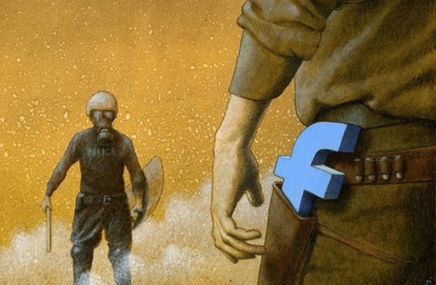 До ініціативи за українське представництво Facebook приєдналось 30000 людей