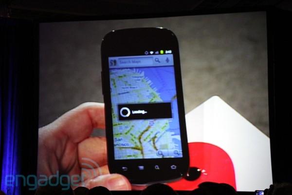 Ерік Шмідт показав Nexus S і розповів про Android 2.3