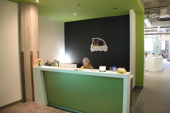 Екскурсія в офіс Groupon