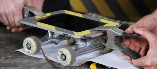 iPad замість скейтборда