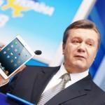 Янукович натякнув, що українським програмістам пора створити свій Гугл