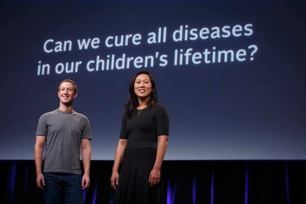 Цукерберг з дружиною жертвують $3 млрд на пошук «ліків від усіх дитячих хвороб»
