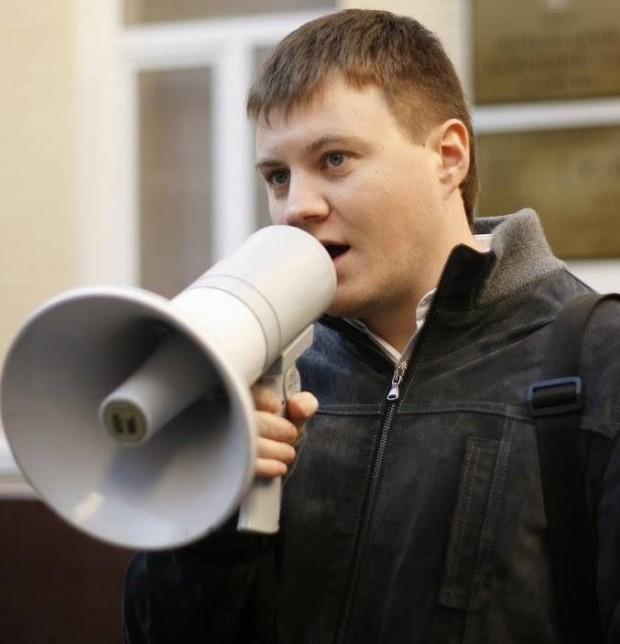 Активіст Євромайдану Аронець запустив власне інтернет телебачення