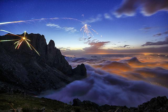 Українське фото стало найкращим в конкурсі Вікіпедії про природні пам'ятки