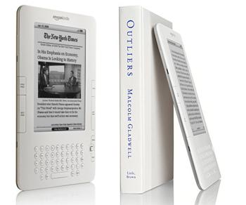 Електронні книги на Amazon Kindle повністю обійшли паперові за продажами