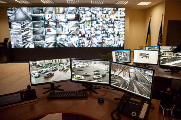 В Києві встановили 4 тисячі відеокамер для посилення безпеки громадян та відслідковування транспортних потоків