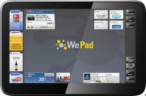Провідні компанії світу почали розробку аналогів iPad