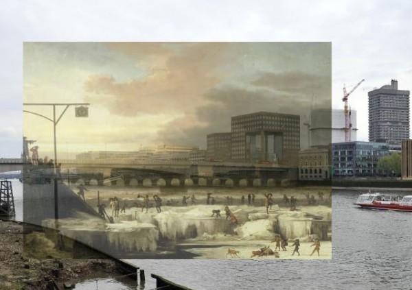 Лондонський музей зістарив місто через iPhone додаток