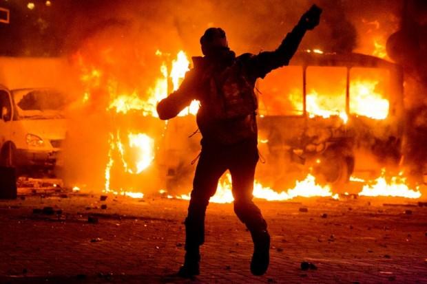 Протистояння в Києві 19 січня (ФОТО)