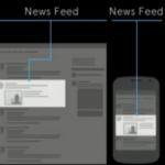 Facebook запускає рекламу в мобільній стрічці новин