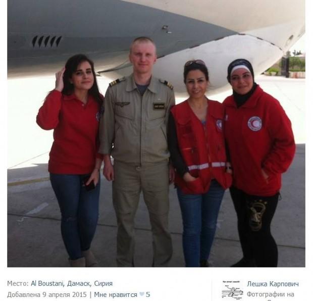 Український блогер знайшов підтвердження масової присутності солдат РФ у Сирії