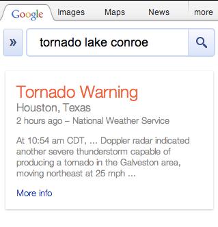 Публічні сповіщення від Google тепер доступні в пошуку та мапах для Android