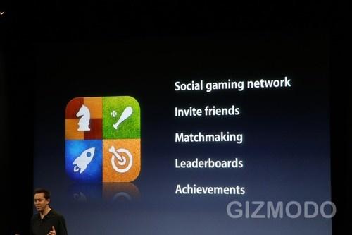 Apple запустить ігровий онлайн сервіс GameCenter