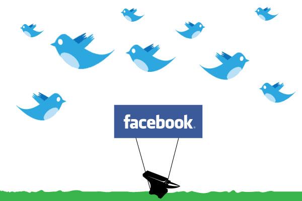 Телеведучим Франції заборонили вживати слова «Twitter» i «Facebook»