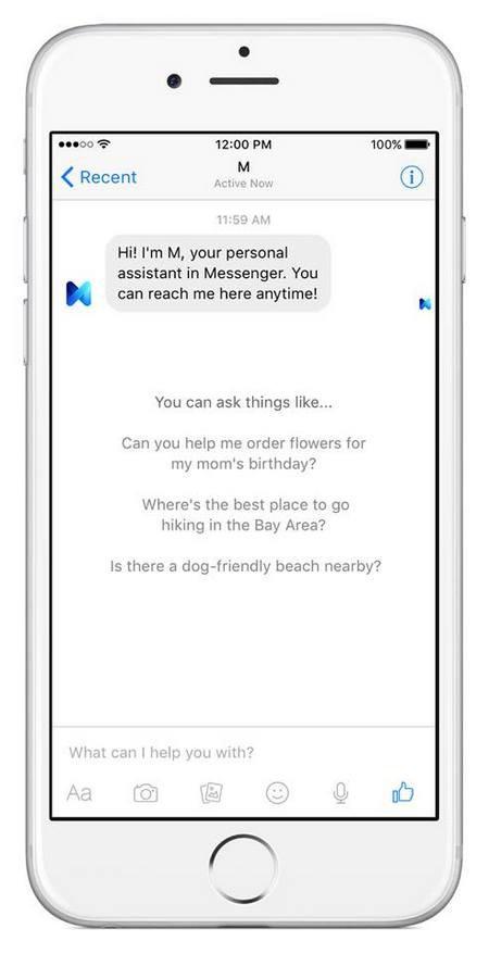 Facebook запустив голосового помічника аналога Siri