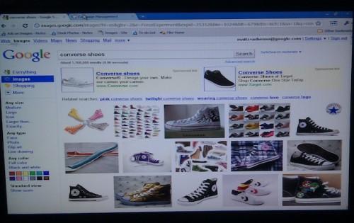 Google запускає новий формат реклами для зображень