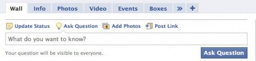 Facebook запускає сервіс питань та відповідей