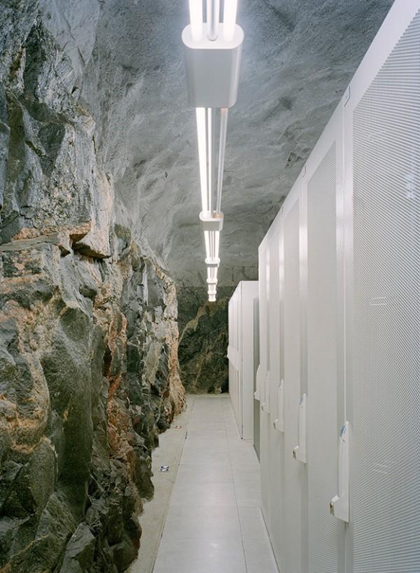 Файли Wikileaks зберігаються у колишньому ядерному бункері (фото)