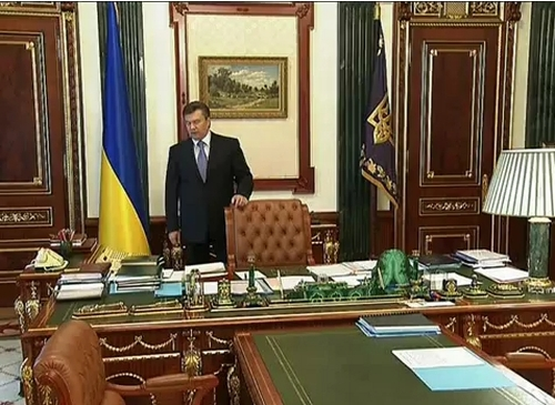 Журналісти дізналися, що Янукович не має компютера