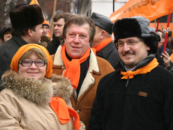 Хайтек марш в підтримку Євомайдану?
