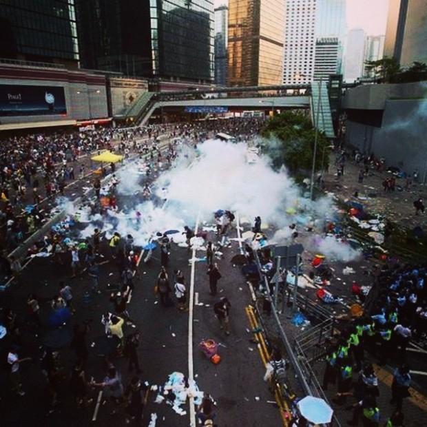 Китай заблокував Instagram через протести в Гонконгу
