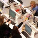 В офісах відкритого типу співробітники частіше хворіють і гірше працюють