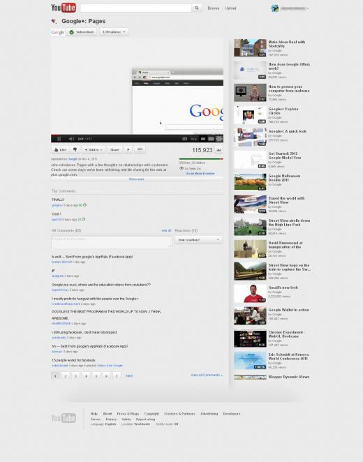 Youtube знову оновлює дизайн