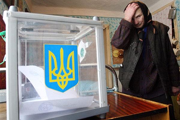 Українські депутати хочуть подивитись за виборами через веб камери