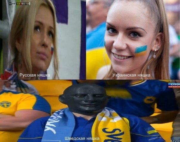 12 веселих картинок про матч Україна Швеція
