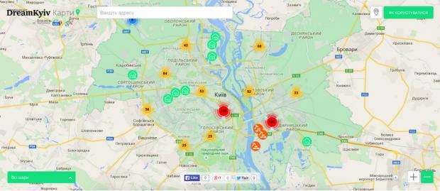 Google разом з DreamKyiv запустив сервіс по контролю за депутатами Київради