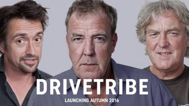 Екс ведучі Top Gear запустили власну соцмережу для автомобілістів