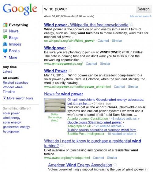 Google оновив дизайн пошукових результатів