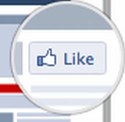 Німецькі сайти хочуть штрафувати за кнопку Like від Facebook