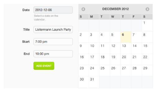 У Foursquare з'явилась можливість створення власних подій