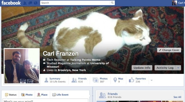 Facebook знову хоче змінити дизайн