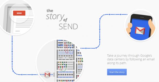 Ви цікавились куди й як йдуть ваші листи? Google вирішив пояснити