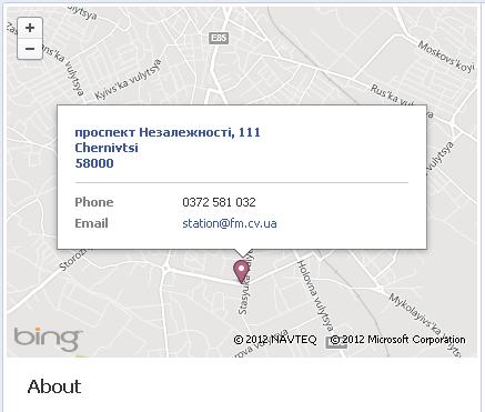 Українські Facebook сторінки тепер можна прив'язати до фізичної адреси