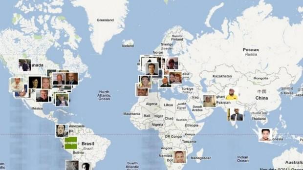 Apple може інтегрувати дані сервісу Foursquare в свої карти