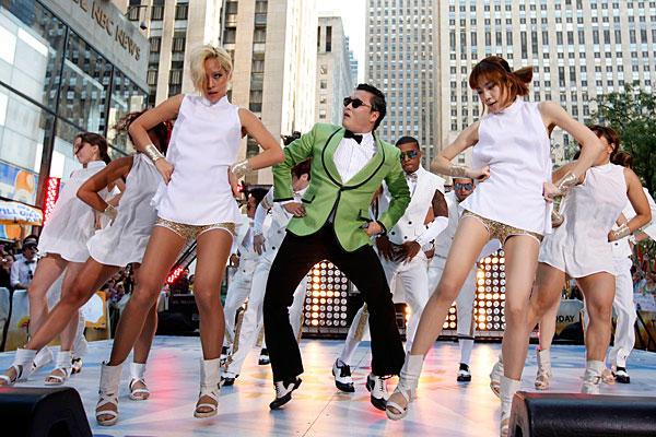 Відео Gangnam Style на YouTube переглянули понад 1 млрд разів