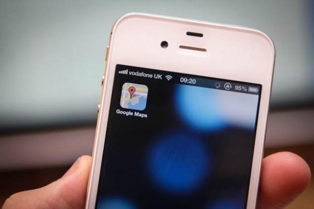За перші два дні програму Google Maps для iOS завантажили 10 мільйонів разів