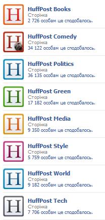 Huffington Post   один з найвдаліших прикладів створення соціального медіа