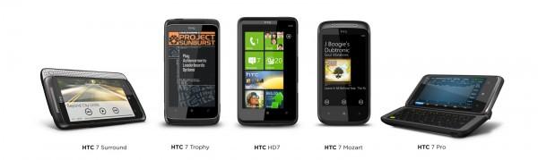 Microsoft презентувала Windows Phone 7