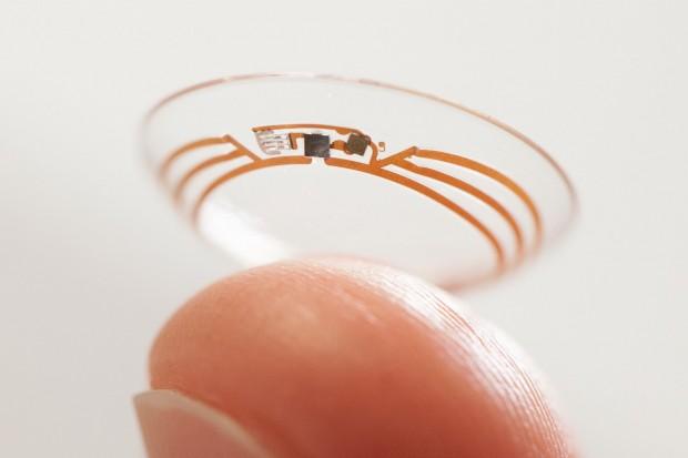 Google запустить контактні лінзи для діабетиків