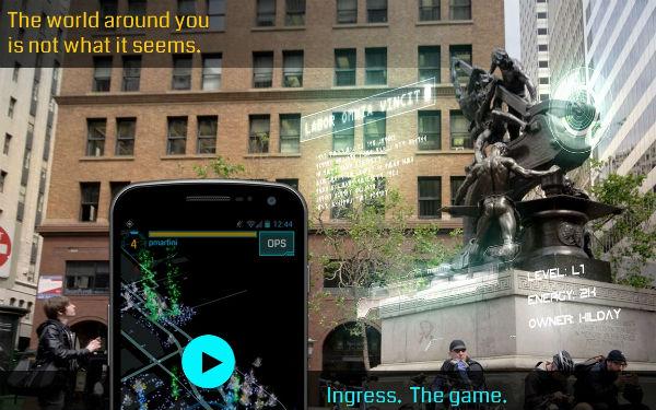 Google запустив гру, щоб перетворити ваш реальний світ на віртуальний