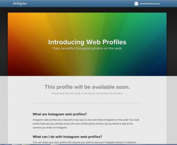 Фотохостинг Instagram планує запуск веб версії