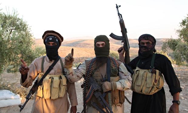 Через одне селфі терористи Ісламської Держави втратили свою штаб квартиру