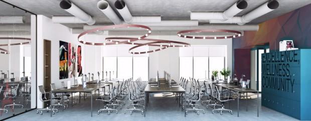 Коворкінг центр «Платформа» показав новий офісний простір в Києві