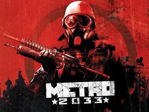 Український шутер Метро 2033 визнаний кращою грою КРІ 2010