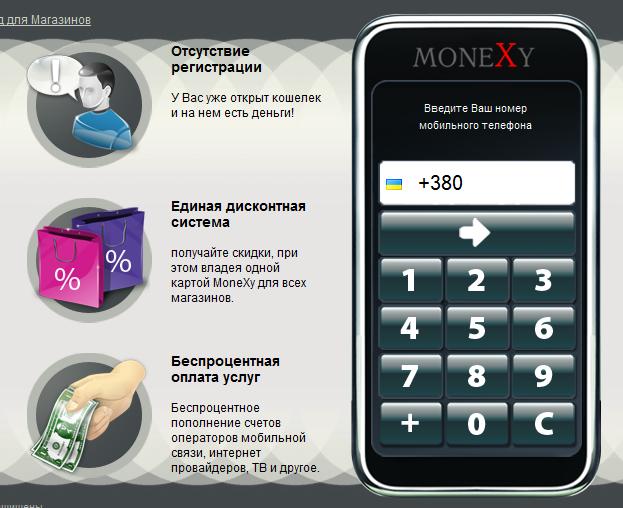 В Україні зареєстровано перші дві системи електронних грошей   Максі та MoneXy