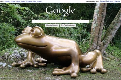 Google дозволить персоналізувати стартову сторінку